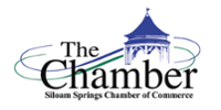 Siloam Springs Chamber of Commerce logo